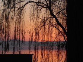 Tramonto sul lago - Sunset