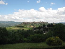 Orvieto dal Belvedere - Orvieto from the Belvedere