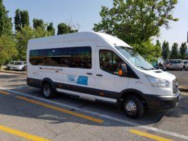 Mini Bus - Piazza della Pace
