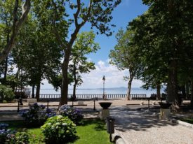 Lungolago - Lake promenade