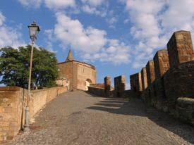 Quartiere Medievale - Medieval Quarter