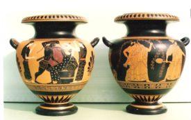 Vasi etruschi - Etruscan vases